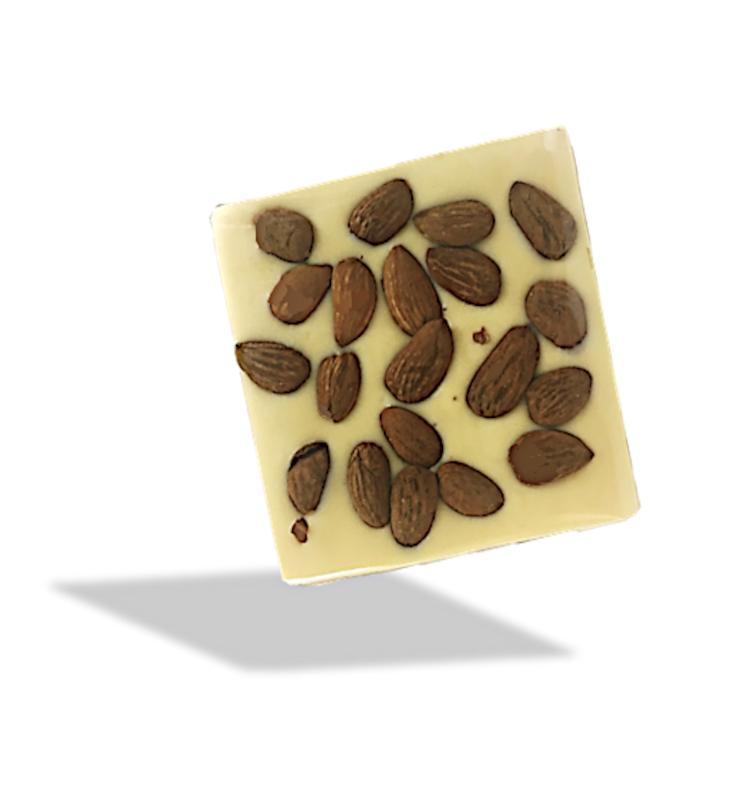 Tablette Amandes Ivoire