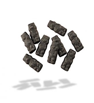 Guimauves Choco Noir